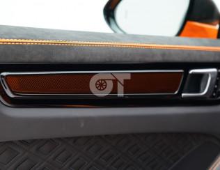 Комплект накладок дверей Mansory для Porsche Cayenne Coupe