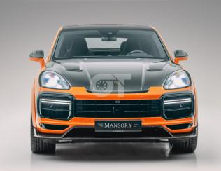 Аэродинамический Комплект Mansory для Porsche Cayenne Turbo