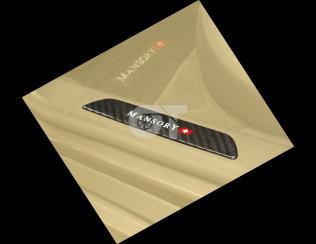Комплект накладок порогов Mansory для Porsche Cayenne E3