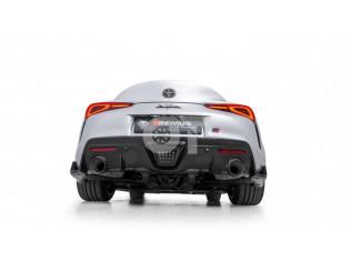 Выхлопная система Remus для Toyota GR Supra (без насадок)