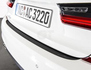 Защитная пленка заднего бампера AC Schnitzer для BMW 3-серии G20