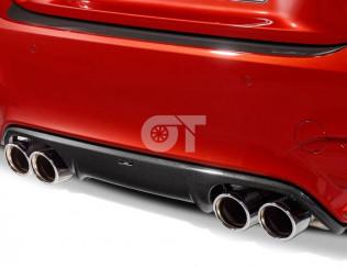 Диффузор карбоновый заднего  бампера  AC Schnitzer для BMW M3 F80 /  M4 F82 / F8..