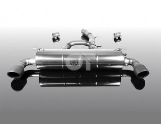 Глушитель ( с черными насадками)  AC Schnitzer для BMW Z4 G29