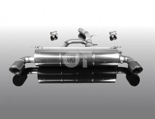 Глушитель ( с карбоновыми насадками ) AC Schnitzer для BMW Z4 G29