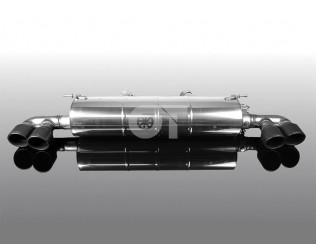 Глушитель ( с черными насадками)  AC Schnitzer для BMW Z4 G29 M40i