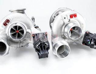Комплект модифицированных турбины TheTurboEngineers для BMW M5 F90 / M8 F92 / X5..