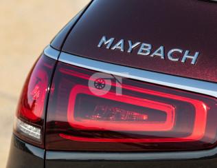 Надпись Maybach для Mercedes-Benz GLS X167