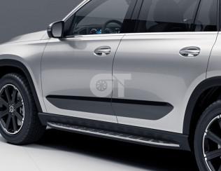Защитные накладки дверей для Mercedes-Benz GLS X167