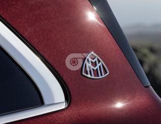Логотип Maybach для Mercedes-Benz GLS X167