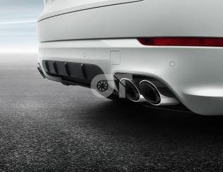 Насадки глушителя для Porsche Cayenne E3