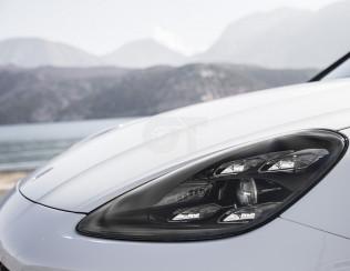 Блок-фары с затемнением для Porsche Cayenne E3